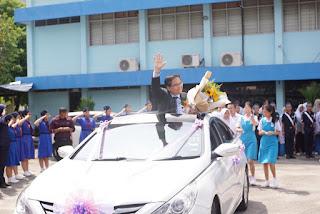 Happy Retirement MR. MICHAEL CHOONG ENG HOCK