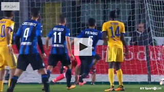 Atalanta vs Juventus 2-2 Video Gol Highlights - Serie A Italia Minggu 1/10/2017