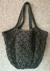http://www.ravelry.com/patterns/library/shell-stitch-bag-