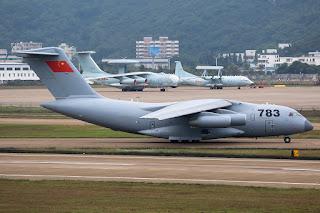 Pesawat Angkut Militer Xian Y-20