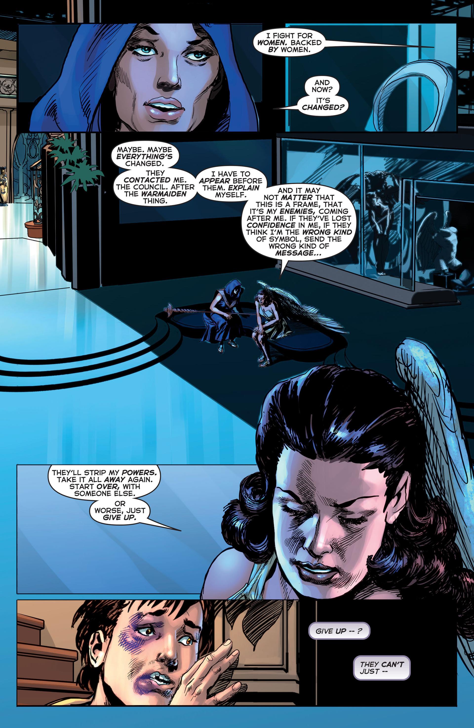 Read online Astro City comic -  Issue #7 - 24
