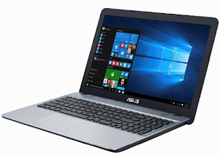ASUS X541NA Latest Drivers Windows 10 64bit