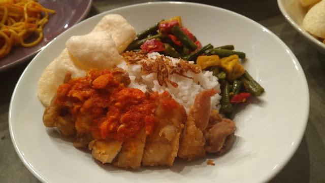 Ayam Kecombrang - Gudang Kopi Indonesia
