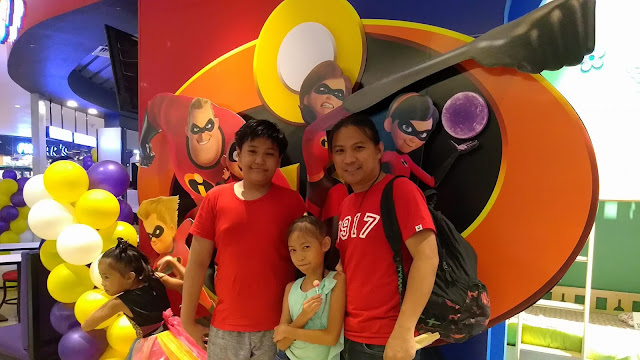 Tim Hortons x Incredibles2 with #TeamBorneaKids