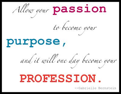 passion dan profesi