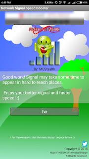 Network Signal Speed Booster Aplikasi Android Ini Dapat Mempercepat Koneksi