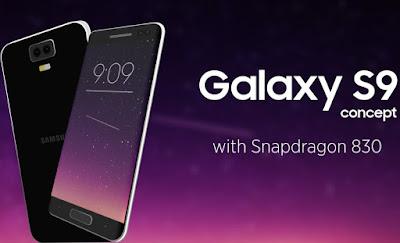 Spesifikasi Galaxy S9 Super Canggih