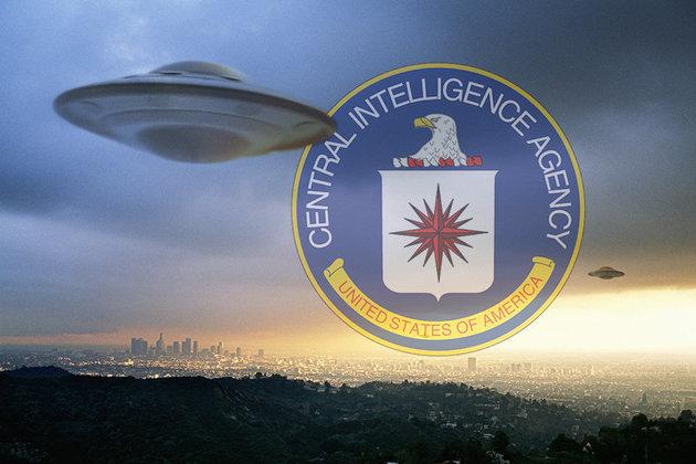Risultati immagini per CIA  UFO