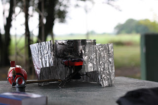 MSR Whisperlite International camping stove