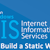 How to Build a Static Website on IIS