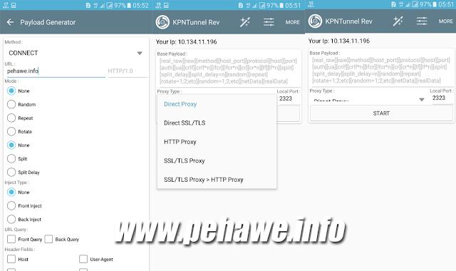 Download KPN Tunnel Rev V1.0 Build 15 Apk