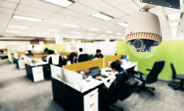 CCTV Systems at Office