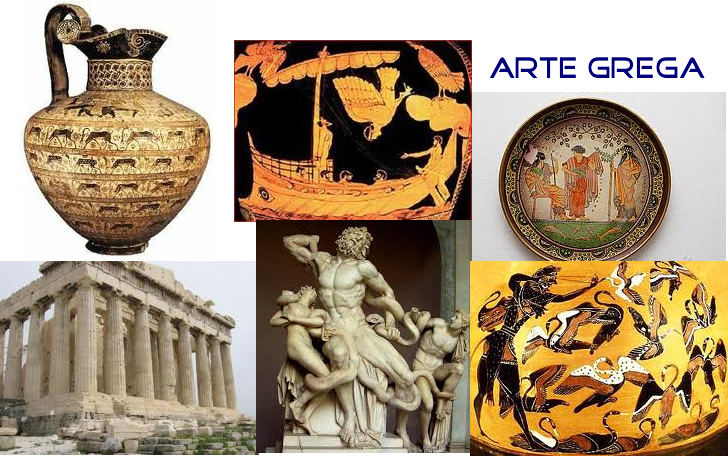 Arte Grega Antiga
