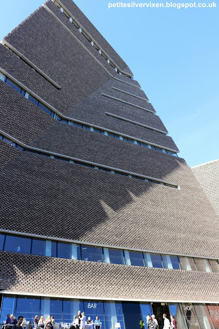 View of Switch House, Tate Modern | Petite Silver Vixen