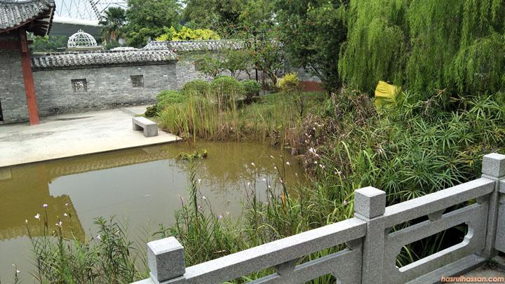 Info Menarik Taman Persahabatan China-Malaysia Putrajaya