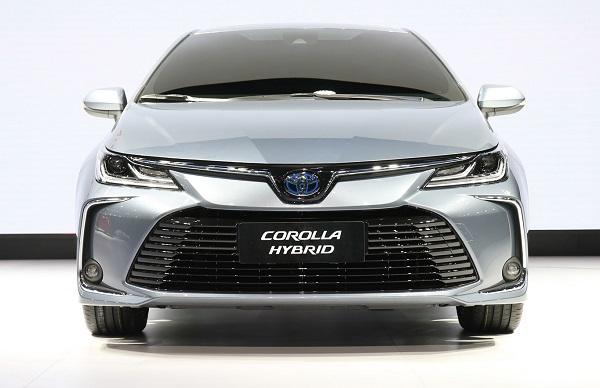 Toyota Corolla híbrido 2020 Argentina