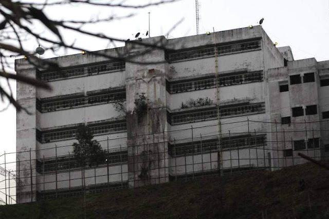 Situación irregular en cárcel de Ramo Verde
