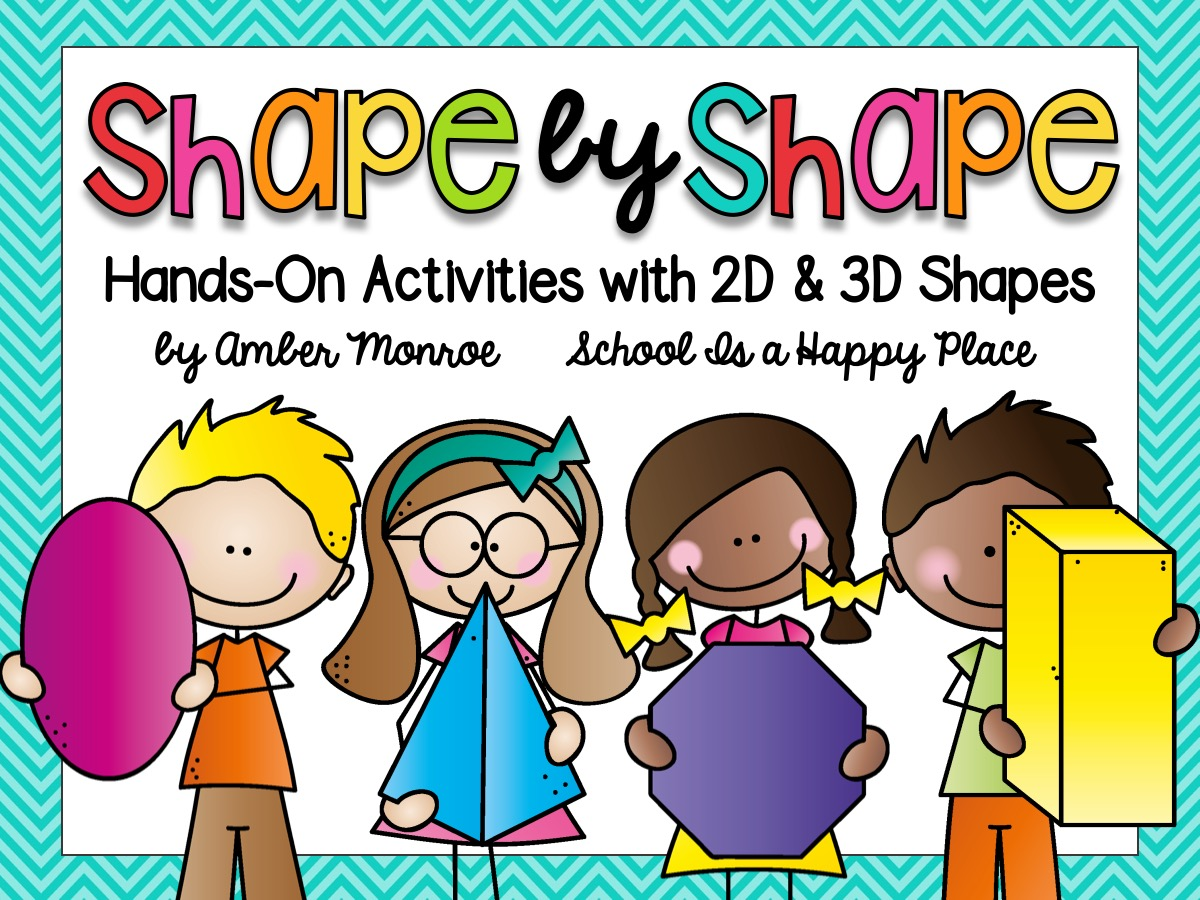 Activities for 2D and 3D Shapes