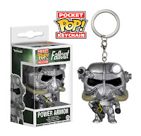 Pocket Pop! Keychain Power Armor
