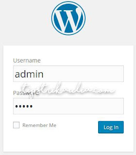 Cara Mengakses Halaman Login WordPress