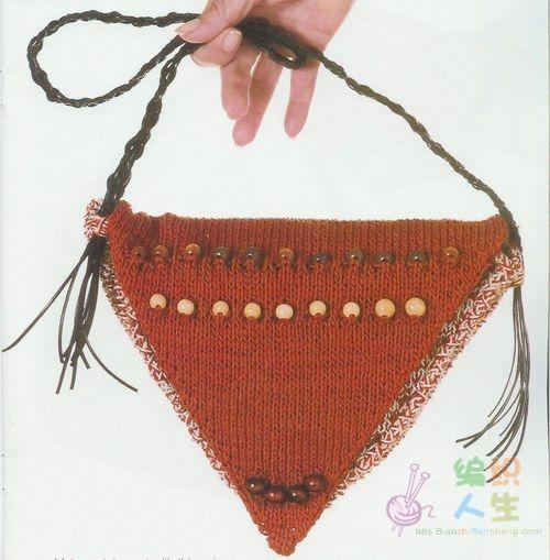 Inspiracion Bolsos Crochet