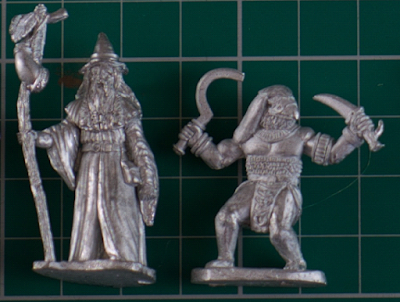 The Miniatures of Mythos of Legends picture 4