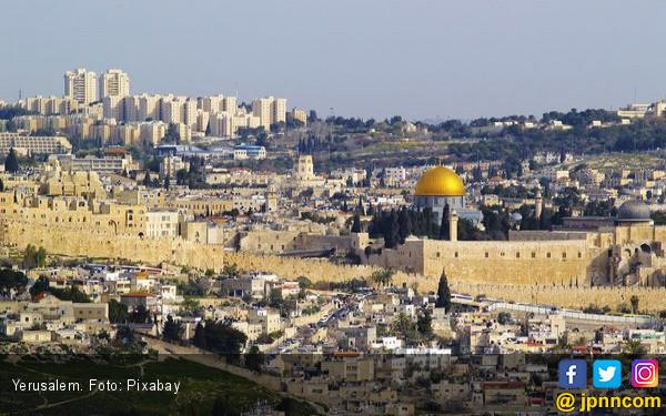 Mengecewakan, Australia Akui Yerusalem Ibu Kota Israel
