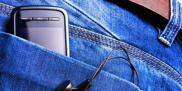 Sampaikan pada Suami Anda! Hindari Meletakkan Ponsel Di Saku Celana Depan!