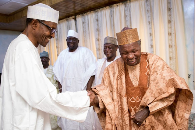 Buhari's visit to Katsina not for political reasons – Governor Masari