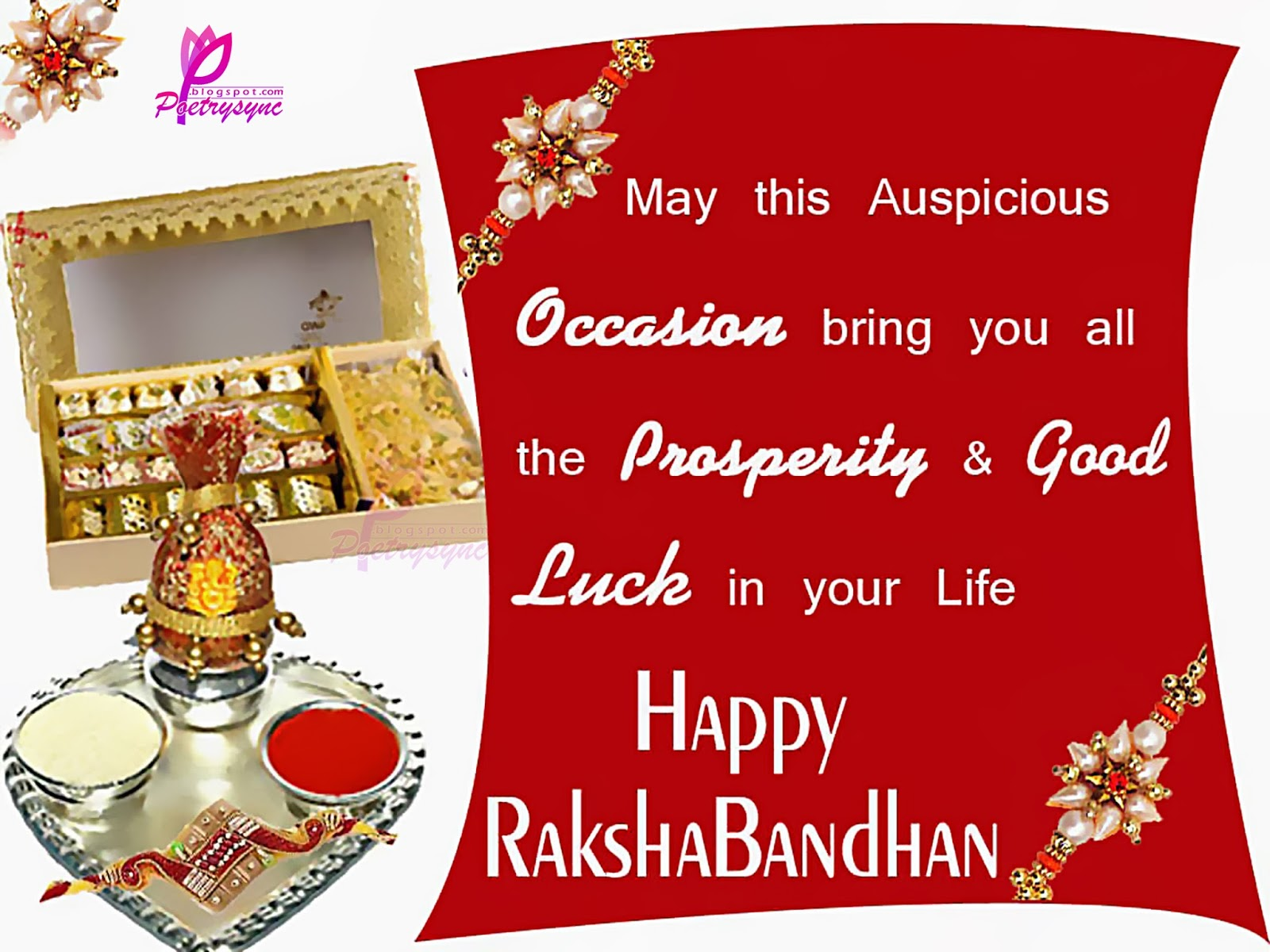 Happy raksha bandhan wishes for brother rakhi wishes for brother i am sorry that i am so far from both of you and cant tie rakhi on your wrists myself i am trying to relive all those years when we used to kristyandbryce Choice Image