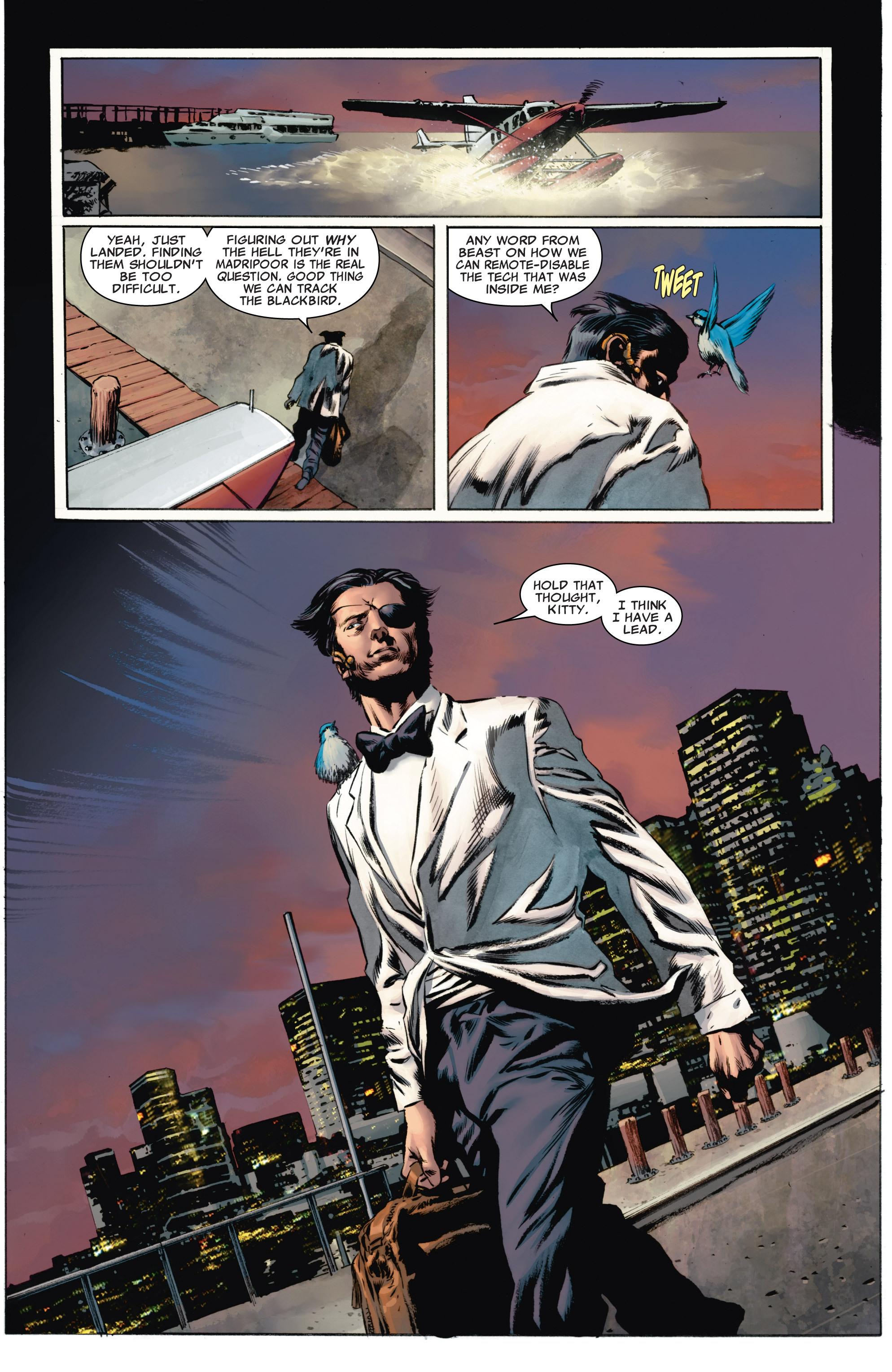 Read online Astonishing X-Men (2004) comic -  Issue #54 - 17