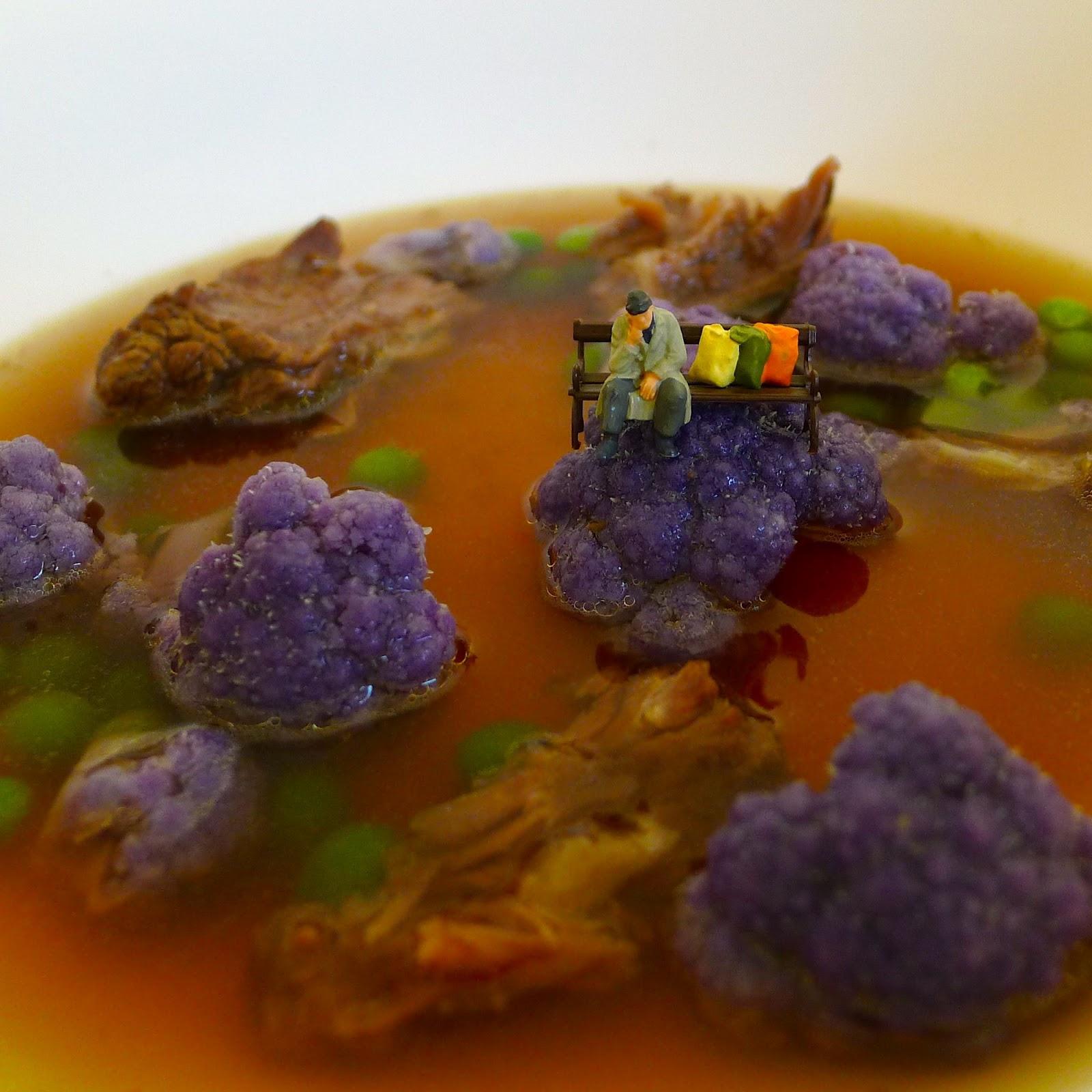 Rezept backofen: Blumenkohl im dampfgarer