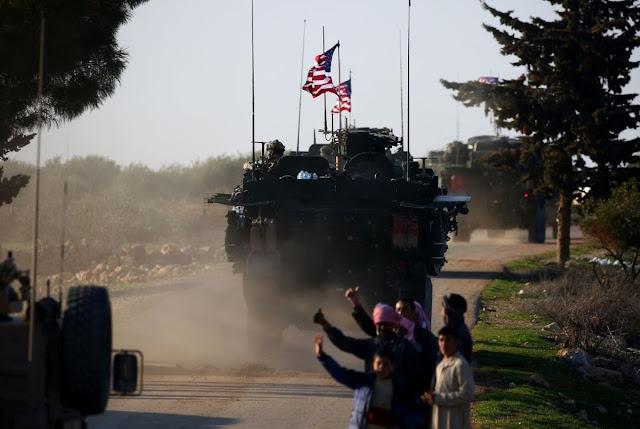 Τραμπ και Ερντογάν Συμφωνούν να Συντονίσουν την Αμερικανική Αποχώρηση από τη Συρία