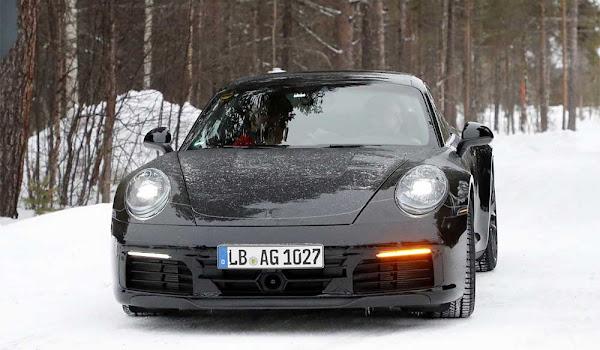 Değişmeyen Görüntüsü ile 2019 Model Porsche 911