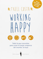 Working happy de Txell Costa