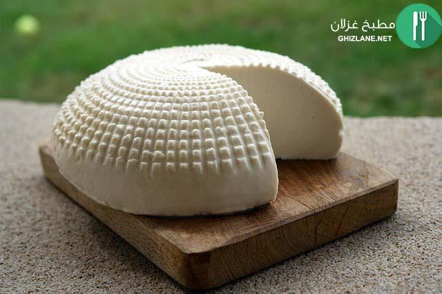 كيفية تحضير الجبن البلدي