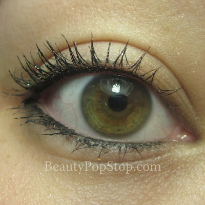 Milani Sparkling Mascara Top Coat Review