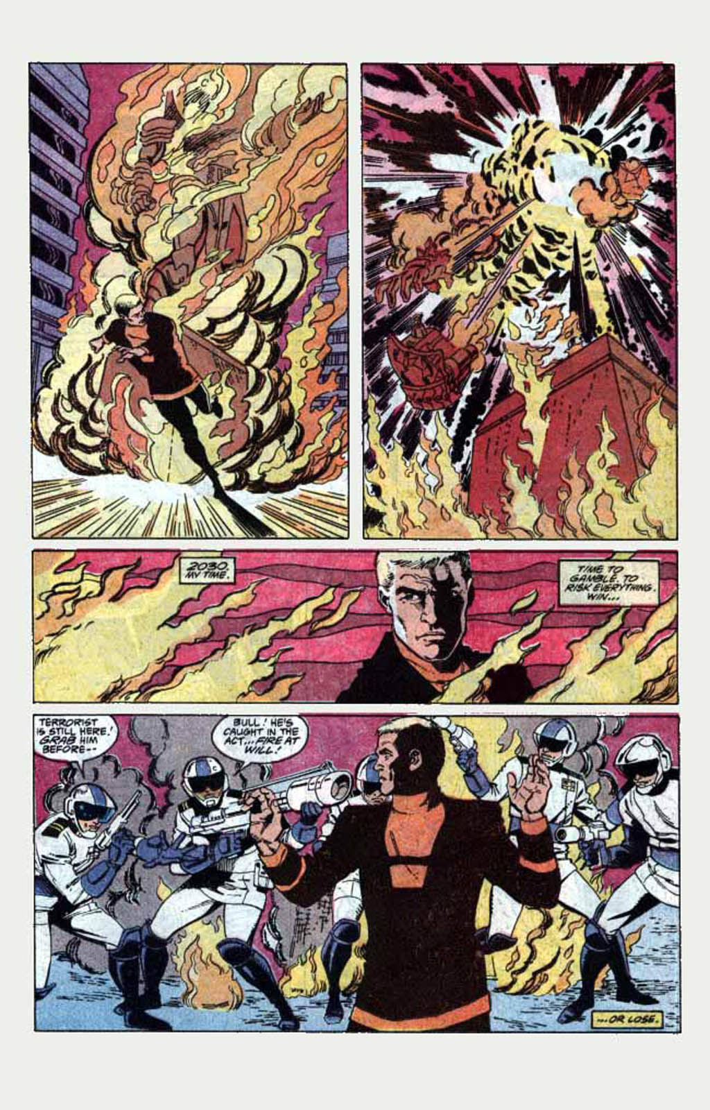 Read online Armageddon 2001 comic -  Issue #1 - 40