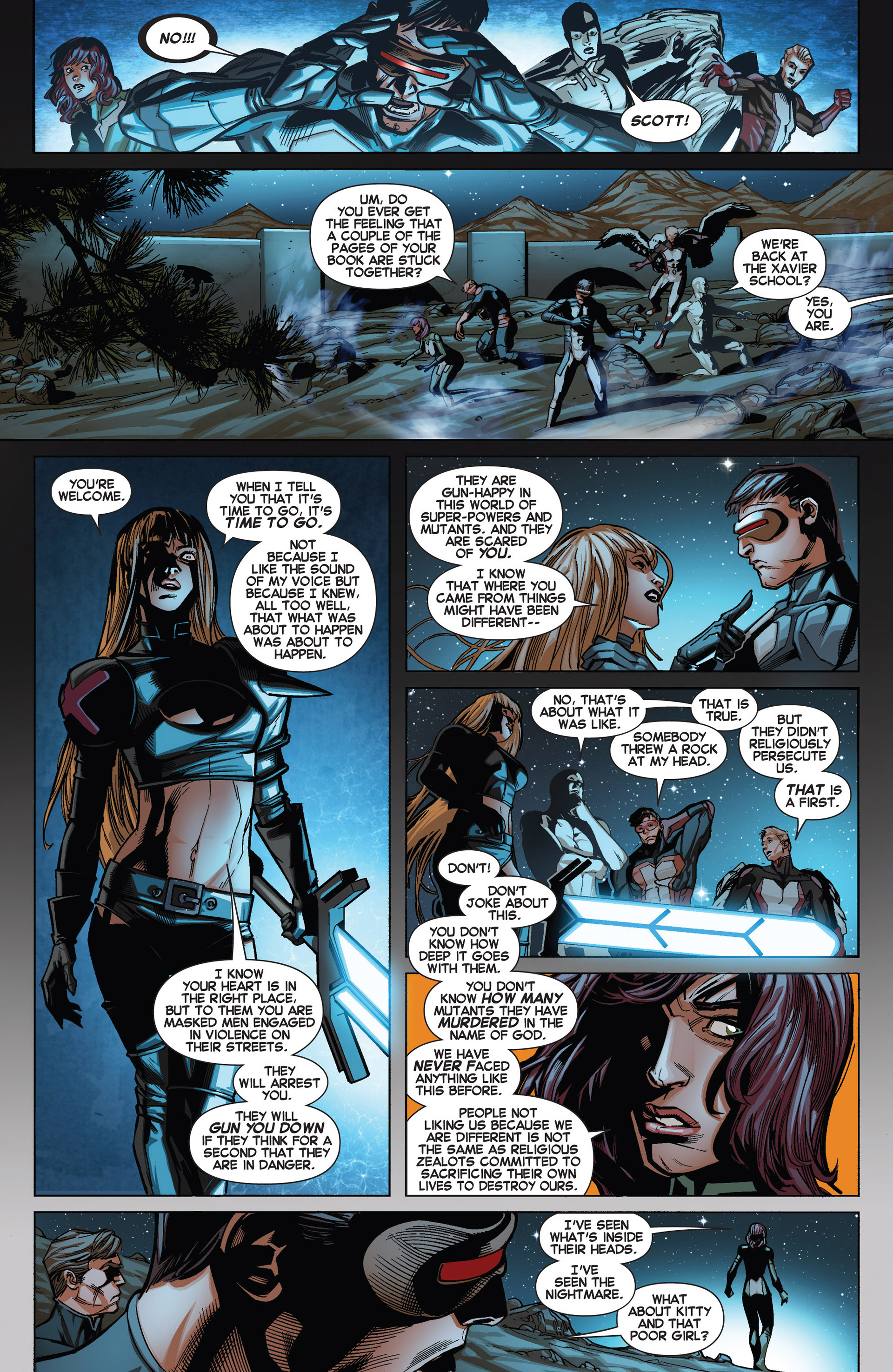 Read online All-New X-Men (2013) comic -  Issue #19 - 16