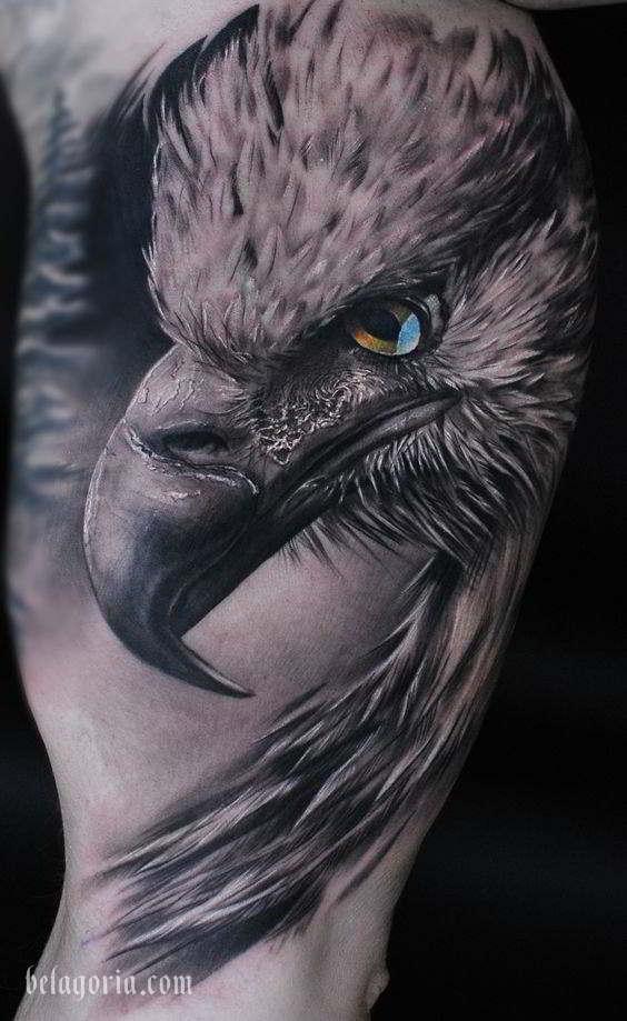 tatuajes excepcionales para deleitarse con ellos