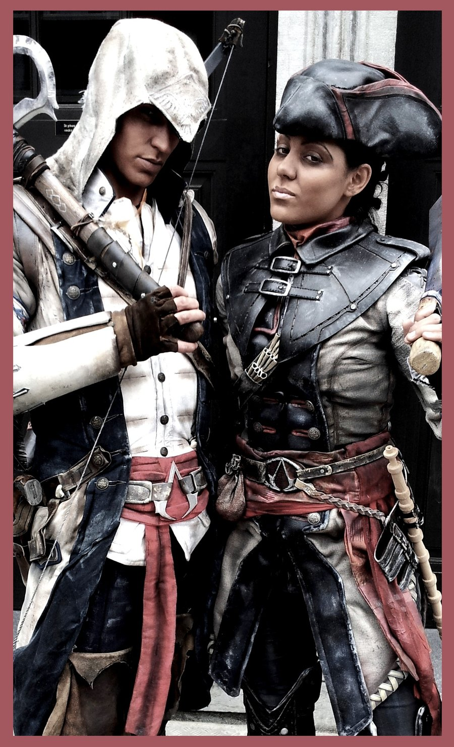 JgamersN: Cosplay Forever #3 :assassin's creed