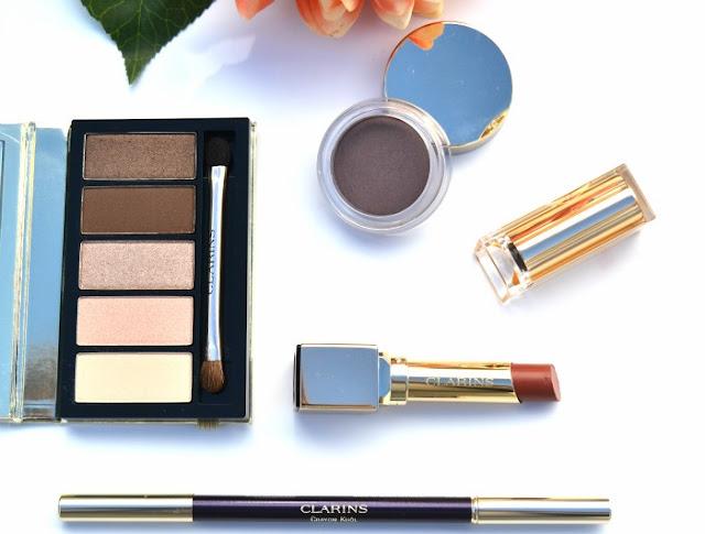 maquillaje otoño de clarins