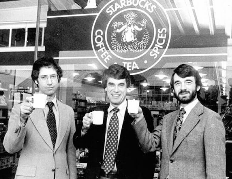Kisah Kejayaan Starbucks