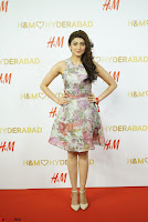 Pranitha Subash in lovely Flower Print Sleeveless Short dress ~  Exclusive 015.JPG