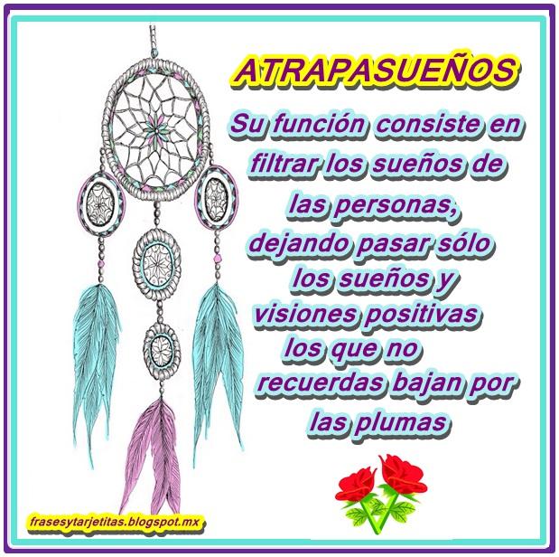 Frases Y Tarjetitas Atrapasueños