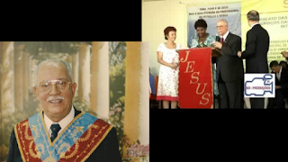Pastor Isaías, na Igreja e na Maçonaria
