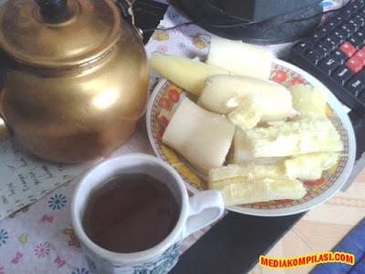 Singkong rebus