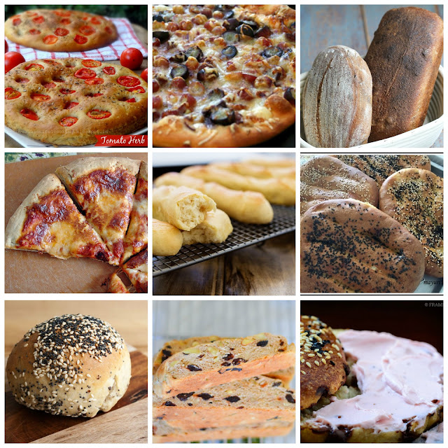 Bread Box Round UP for July 2016 Karen's Kitchen Stories