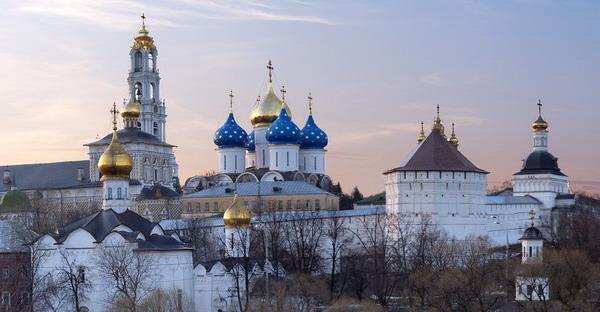 Сергиев Посад вошёл в Топ-10 недорогих малых городов для туризма