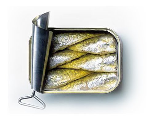 packaging uqam la bo te de sardines bretonne. Black Bedroom Furniture Sets. Home Design Ideas